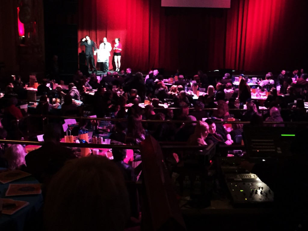 Detroit Music Awards Audience
