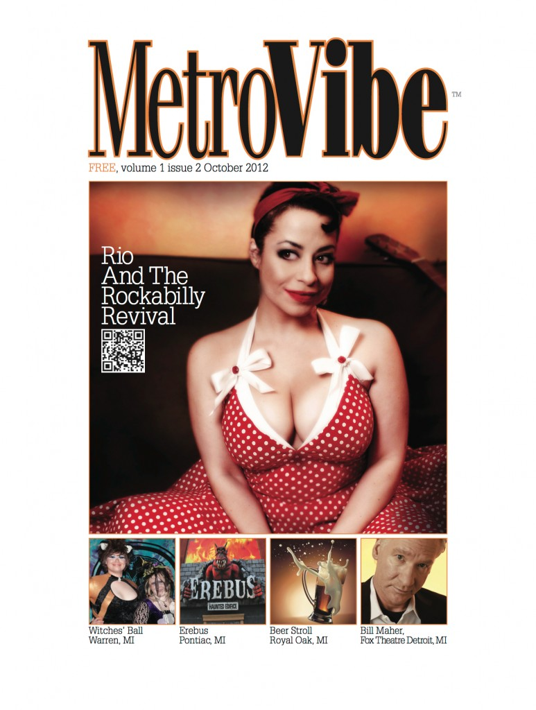 MetroVibe Cover